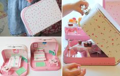 Laura Ashley Blog | Suitcase Doll House