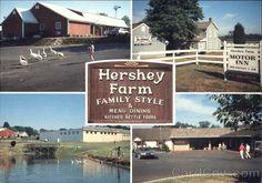 Hershey Farm Family Style Restaurant, Strasburg