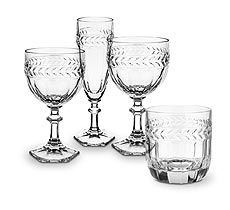 Miss Desiree / Villery & Bosh.  I only have 4 tumblers and 2 champagne flutes - need the rest!