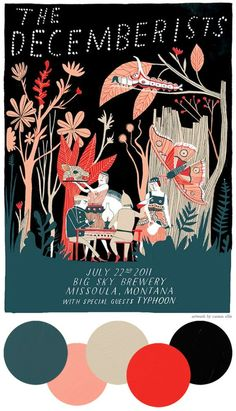 50+ Inspiring Poster Designs | GoMediaZine