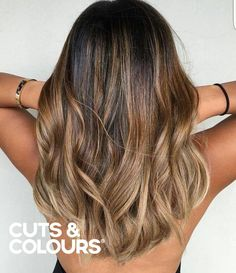 Balayage | Lang haar | CUTS & COLOURS