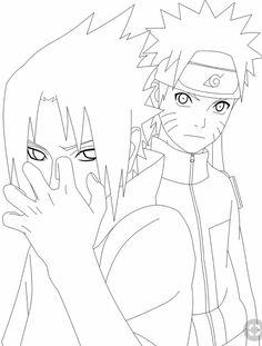 Naruto Sketch Drawing, Goku Drawing, Naruto Drawings, Anime Sketch, Manga Drawing, Manga Art, Drawing Sketches, Anime Art, Naruto Sasuke Sakura
