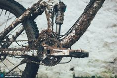 We have been impressed with the SLX drivetrain, soldering on in the mud and always shifting accurately.