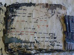 "graphandcompass:  (via A ""Boro"" Shimacho: Stitched Stripe Album | Sri Threads)"