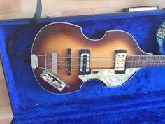 Original Hoefner/Höfner Beatles Bass 500/1 Vintage 1967-1972 in München - Pasing | Musikinstrumente und Zubehör gebraucht kaufen | eBay Kleinanzeigen