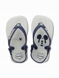 4163be044a2a9 Havaianas Baby Mickey Minnie Havaianas Havaianas Baby