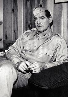 Clark Gable WWII