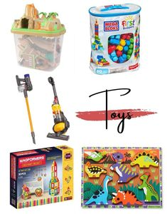 Toddler Boy Christmas Gift Guide - Shop the Blog Motherhood