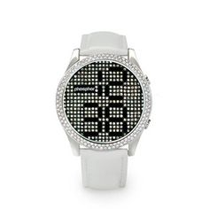 I have this Phosphor Appear watch and am a bit obsessed with it!  I want one in every color!