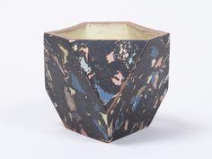 Cody Hoyt Truncated Tetrahedron Vessel, image 1