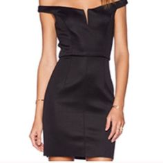 Shakuhachi Little Black Dress