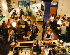 The Nines soiree, dinner / drinks -  Peckham for the Peckish