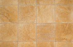 Warm tan tile | Stonebridge Golden Tan Limestone Floor Tile from American Slate
