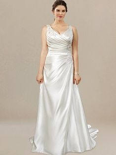 Large Size Wedding Gown Dresses Online Plus Beautiful Gowns