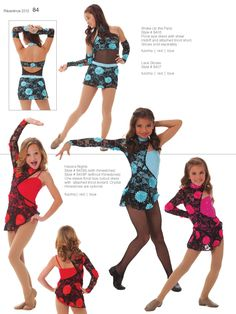 ISSUU - Reverence Catalog 2012 by Reverence Dance Apparel