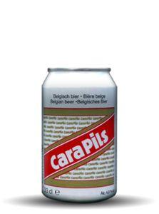 Cara Pils - Bierebel.com, la référence des bières belges