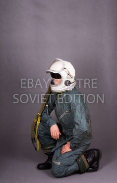 NEW Air Force USSR Aviator Pilot Mig Flight Suit VK-3M (ВК-3M) P-7 Halloween