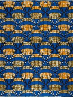 Dutch wax block print fabric   ref: vlisco.com  VLS3PD2.006.06