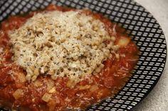 Turn your spaghetti upside down!