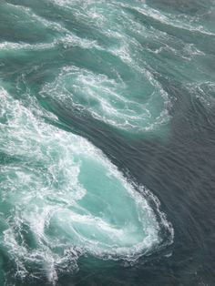 The Naruto Whirlpools - whaaat? These are awesome. This is why the ocean terrifies and fascinates me...