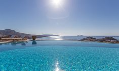 View this luxury home located at Kalafatis Aegean Jewel Mykonos, Southern Aegean, Grèce. Sotheby's International Realty gives you detailed information on real estate listings in Mykonos, Southern Aegean, Grèce. Mykonos Island, Mykonos Greece, Luxury Concierge Services, Mykonos Villas, Expensive Houses, Beautiful Villas, Luxurious Bedrooms, Luxury Villa, Luxury Real Estate