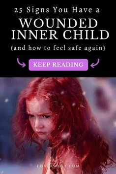 25 Signs You Have a Wounded Inner Child Within everyone there is a small and vulnerable child waiting to be heard, held, and seen. Feeling safe is an integral part of healing this Trauma, Ptsd, Infp, Inner Child Healing, Emotional Healing, Psychology Facts, Behavioral Psychology, Educational Psychology, Health Psychology