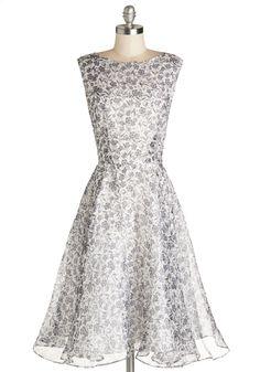 Palatial Party Dress | Mod Retro Vintage Dresses | ModCloth.com
