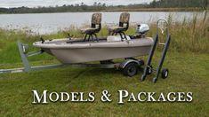 Models-&-Packages-Ver-2 Bass Fishing Boats, Small Fishing Boats, Kayak Fishing, Bass Boat, Small Boats, Fishing Girls, Best Fishing, Power Catamaran, Fishing Boots