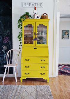 ohdeardrea: Yellow Hutch Love