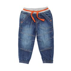 Toddler Cuff Bottom Jeans