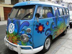 Hippie vans | Hippie Van | Hippy Vans