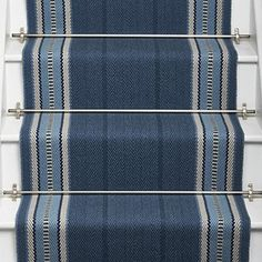 Designers and Makers of unique stripe runners, rugs and fabrics in natural fibres. Simply Luxury for Modern Living Hallway Carpet Runners, Cheap Carpet Runners, Stair Runners, Grey Carpet Bedroom, Beige Carpet, Foyer Storage, Carpet Staircase, Carpet Shops, Diy Carpet Cleaner