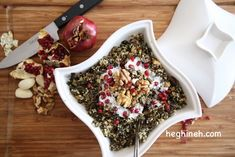 Sorrel Salad Recipe.Another quick and healthy dish from Armenian cuisine: sorrel salad with bulgur, walnuts and pomegranate seeds.I love my traditional