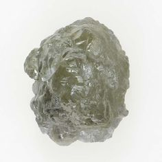 1.14 Ct Natural Loose Diamond Raw Rough Uncut Shape Silver Color