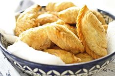 Try these rich, flaky puffs with savoury beef & potato filling