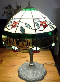 Ruth's lamp by Glasshoppers