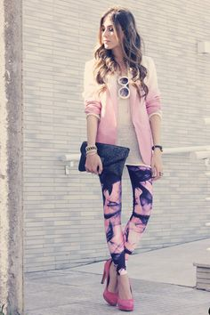 pink love #streetstyle