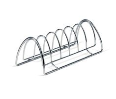 Spectrum 29470 St. Louis Kitchen Organizer, Chrome by Spectrum. $12.99. Dimensions: 13.00-inch l by 5-1/20-inch w by 4-3/4-inch h. Sturdy steel construction. Chrome Finish. Helps you organize lids, plates and baking sheets with ease. Fits on shelves inside cupboards. Inspired by the iconic Midwestern arch, the St. Louis Kitchen Organizer helps free up precious cupboard space. Organize your lids, plates and baking sheets with ease, while adding a unique and contemp...