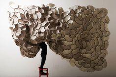 Clouds por Ronan e Erwan Bouroullec, 2008