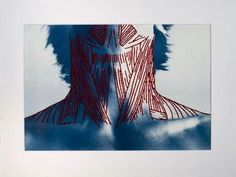 'Complex Structures' is a series of hand embroidered cyanotypes by artist Patrick Hickley. The contrast between the illustrative blood red thread and the blue, soft prints really make this body of work stick in your mind. A Level Photography, Experimental Photography, Photoshop Photography, Underwater Photography, Nature Photography, Photography Ideas, Abstract Photography, Family Photography, Photography Collage