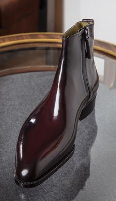 Berluti Bespoke Shoes