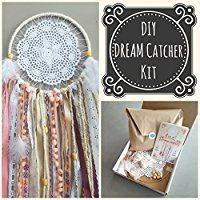 Large DC kit makes the perfect Christmas gift for that creative in your life. Dream Catcher Kit, Dream Catcher Craft, Craft Kits, Diy Kits, Beautiful Dream Catchers, Make Your Own, How To Make, Nursery Room Decor, Perfect Christmas Gifts