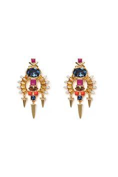 Lizzie Fortunato spring 2013 jewelry