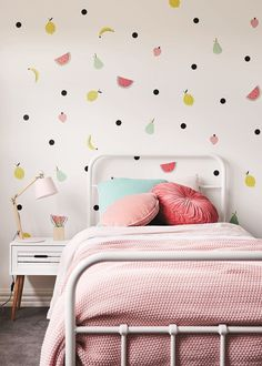 Teenage girl room decor guide, Interior Design Tips Anyone Can Usually Benefit From Girls Bedroom, Bedroom Decor, Melbourne House, Kids Room Design, Kids Decor, Home Decor, Room Wallpaper, Little Girl Rooms, Kid Spaces