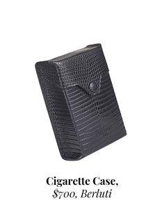 Alligator Cigarette Case Cigarette Case, Net Worth, Billionaire, Card Holder, Wallet, Cards, Gifts, Instagram, Rolodex