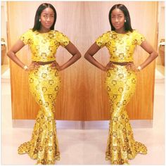 #Africanattire #african #mermaidgown #Sequins #Fishtail #Croptop #Gown #lace #dress #ootn #nigeria #Africanattire #african #Blacktieaffair #fashion #blackhair #style