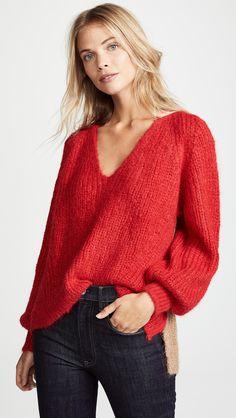 lime Frauen Winter weißer strickender Pullover elegante