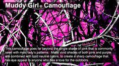 Muddy Girl Pink Camouflage