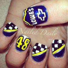 THE NASCAR RACE EXPERIENCE!
