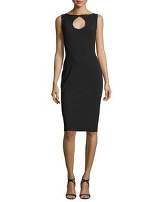1aba3300dd6 Chiara Boni La Petite Robe 3 4-Sleeve Stretch Jersey Tunic